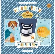 Scheepjes Scheepjes Klein Maar Fijn nr.01 - Huisdieren - Patronenboekje