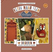 Scheepjes Scheepjes Klein Maar Fijn nr.09 - Bosdieren - Patronenboekje