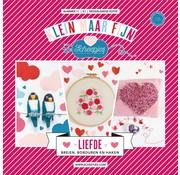 Scheepjes Scheepjes Klein Maar Fijn nr.11 - Liefde - Patronenboekje