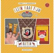 Scheepjes Scheepjes Klein Maar Fijn nr.12 - Katten - Patronenboekje