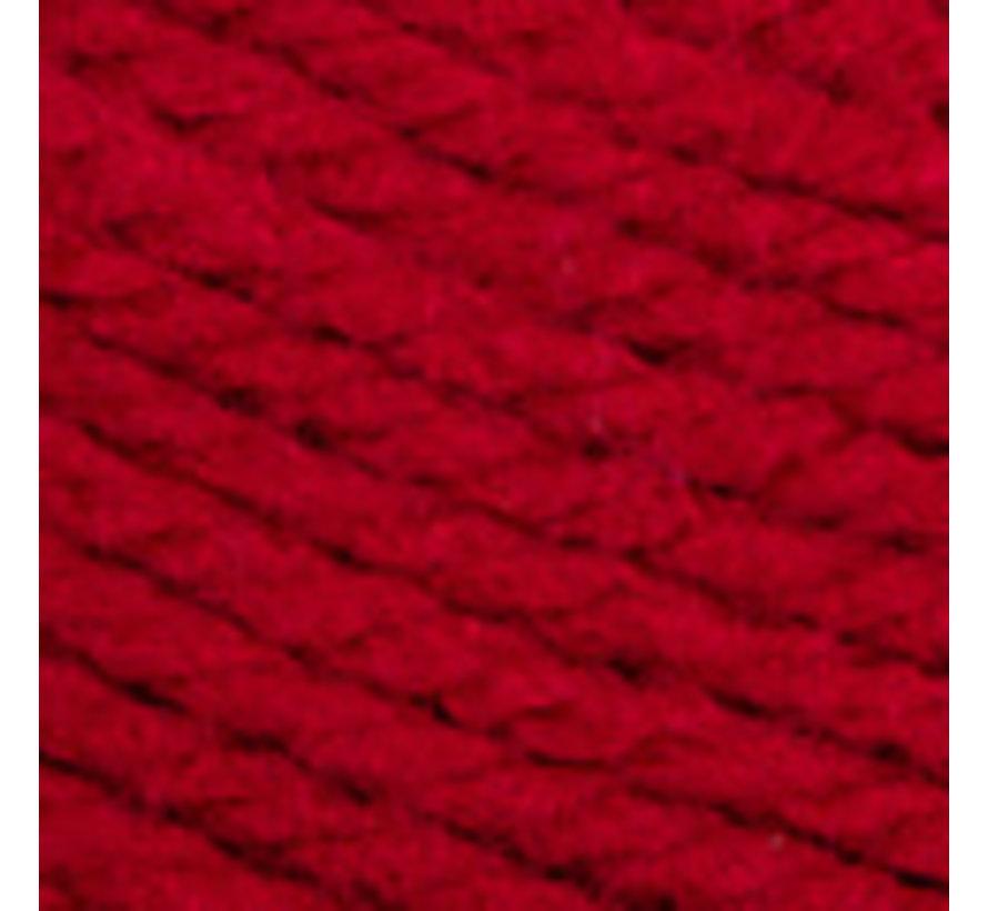 Alaska nr.11 Kleur: Robijnrood