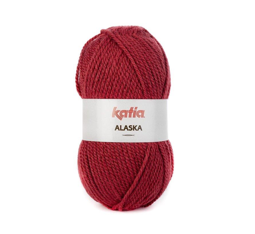 Alaska nr.51 Kleur: Framboos Rood