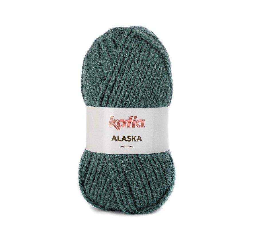 Alaska nr.53 Kleur: Smaragd Groen