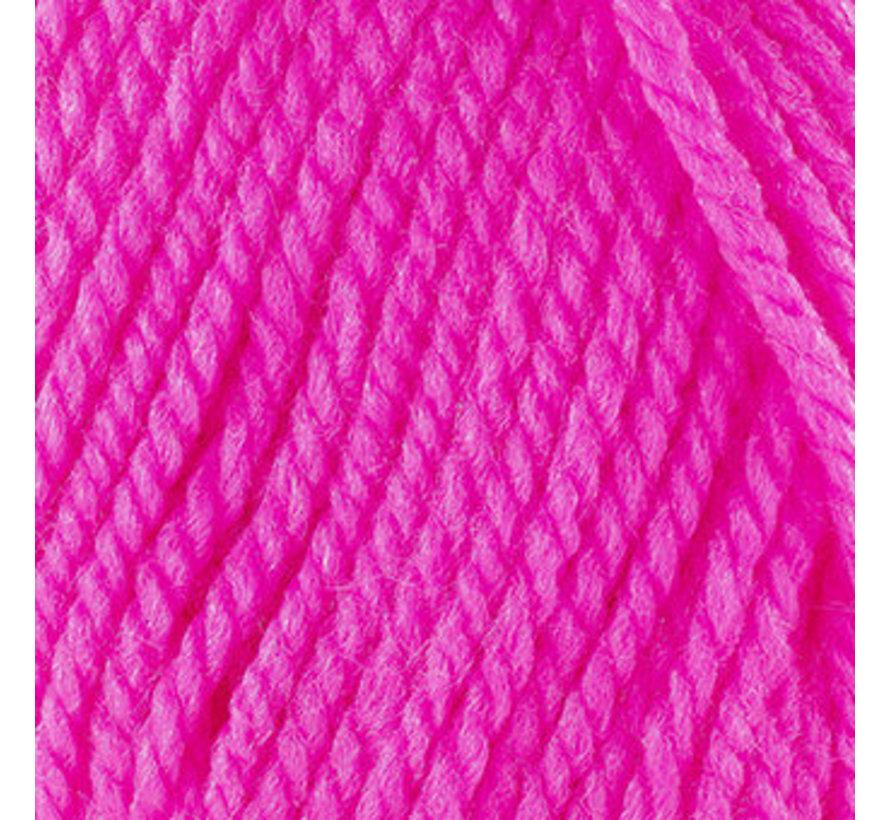 Alaska nr.54 Kleur: Fel Roze