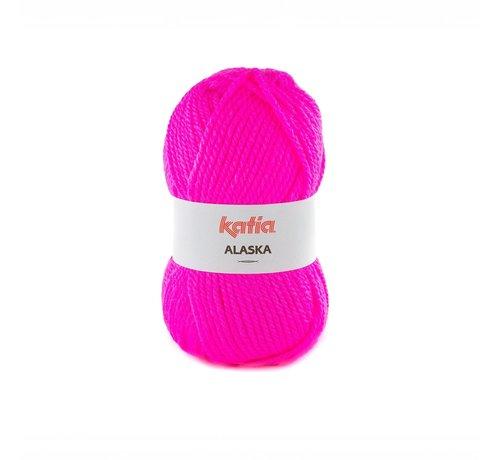 Katia Alaska nr.54 Kleur: Fel Roze