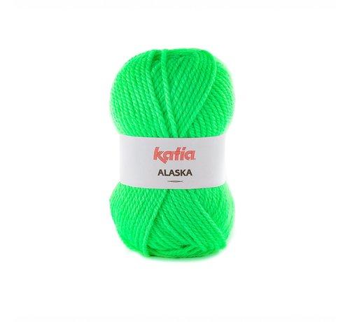 Katia Alaska nr.57 Kleur: Briljantgroen