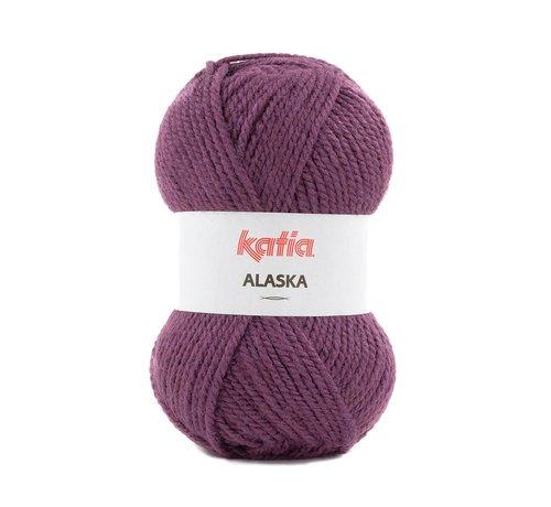 Katia Alaska nr.61 Kleur: Aubergine