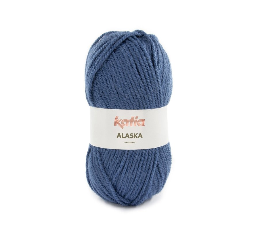 Alaska nr.64 Kleur: Azuurblauw