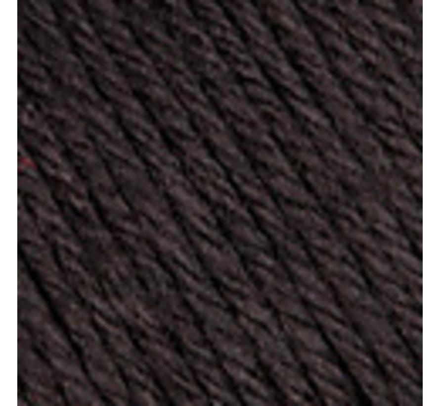 Basic Merino nr.2 Kleur: Zwart