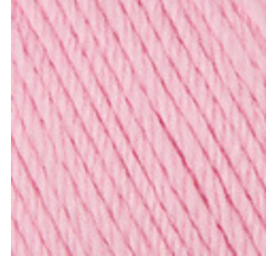 Basic Merino nr.25 Kleur: Roze