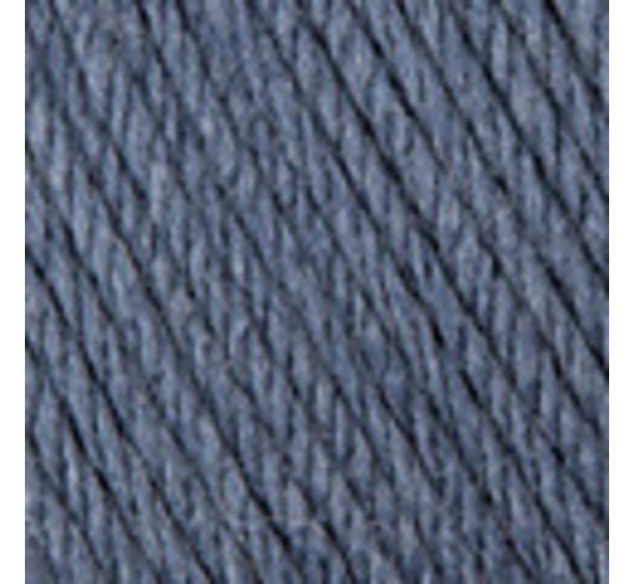 Basic Merino nr.32 Kleur: Grijsblauw