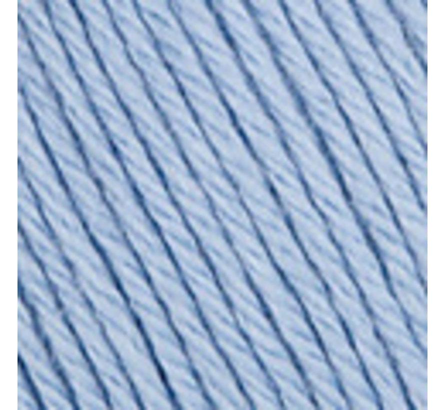Basic Merino nr.34 Kleur: Hemelsblauw