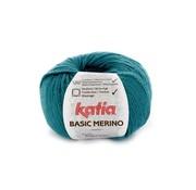 Katia Basic Merino nr.39 Kleur: Petrol