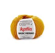Katia Basic Merino nr.41 Kleur: Mosterdgeel