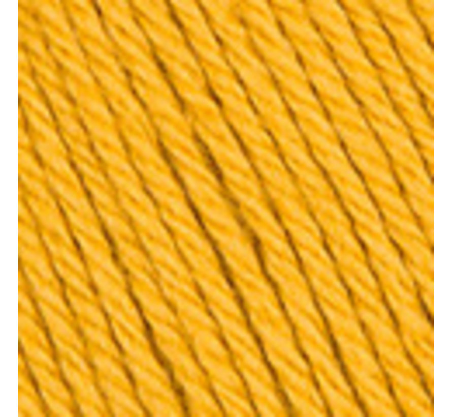 Basic Merino nr.41 Kleur: Mosterdgeel