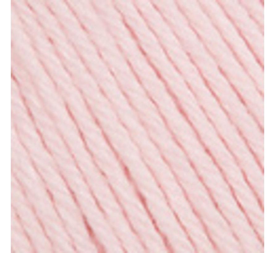 Basic Merino nr.62 Kleur: Licht Roze