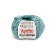 Katia Basic Merino nr.73 Kleur: Waterblauw