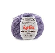 Katia Basic Merino nr.76 Kleur: Lila