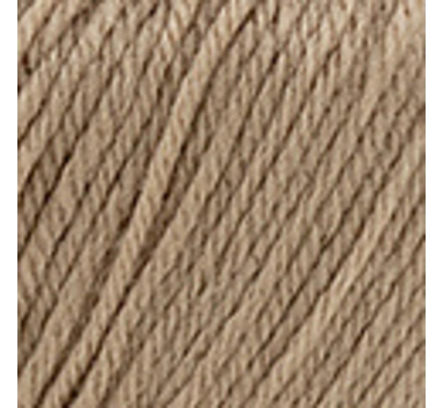 Basic Merino nr.79 Kleur: Licht beige