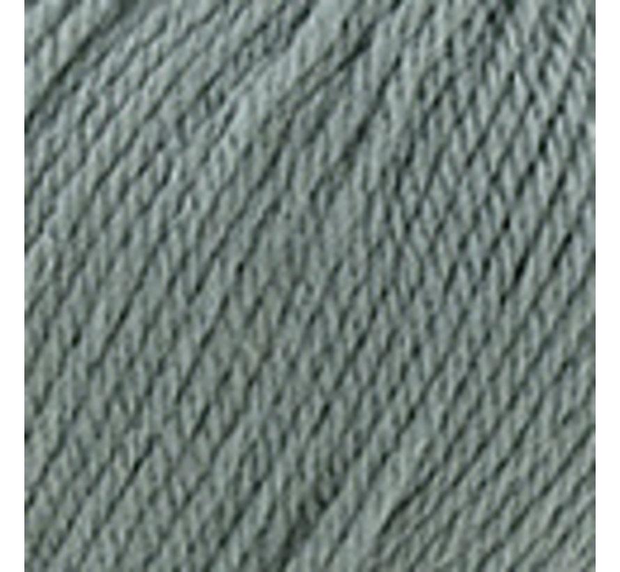 Basic Merino nr.80 Kleur: Witgroen