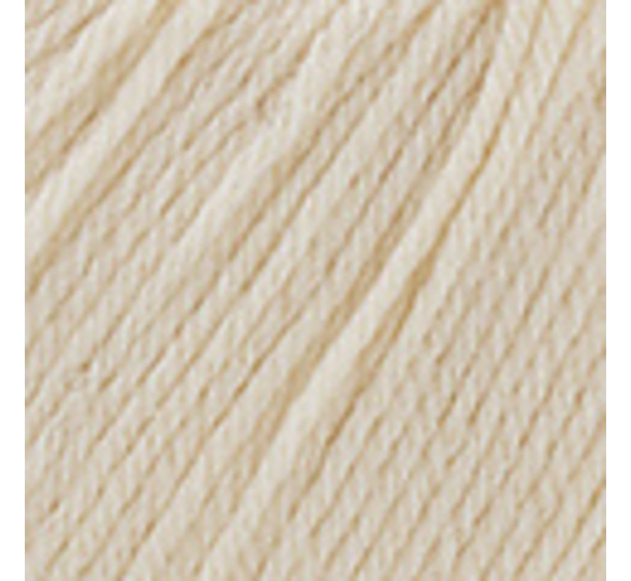 Basic Merino nr.83 Kleur: Licht Ivoor