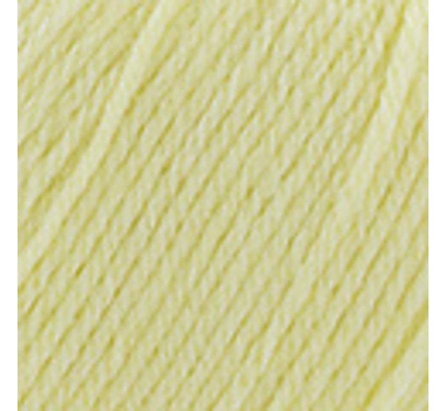 Basic Merino nr.84 Kleur: Pastelgeel