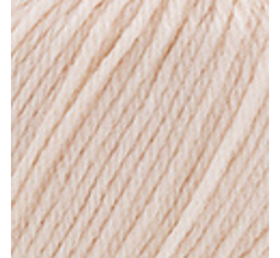 Basic Merino nr.87 Kleur: Licht Zalm