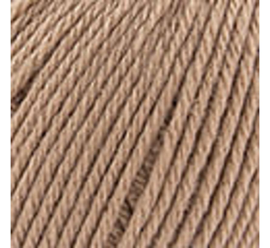 Basic Merino nr.88 Kleur: Terrabruin
