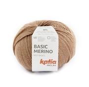 Katia Basic Merino nr.88 Kleur: Terrabruin