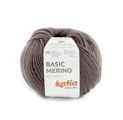 Katia Basic Merino nr.89 Kleur: Aubergine