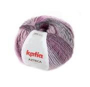 Katia Azteca nr.7832 Kleur: Lila-Grijs