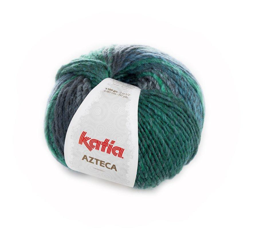 Azteca nr.7844 Kleur: Groen