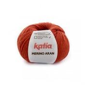 Katia Merino Aran nr.50 Kleur: Oranje