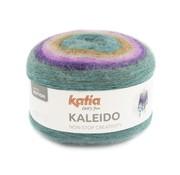 Katia Kaleido nr.310 Kleur: Turquoise-Licht oranje-Lila