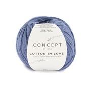 Katia Cotton in Love nr.64 Kleur: Jeans