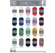 Durable Velvet nr. 2103 Kleur: Cobalt