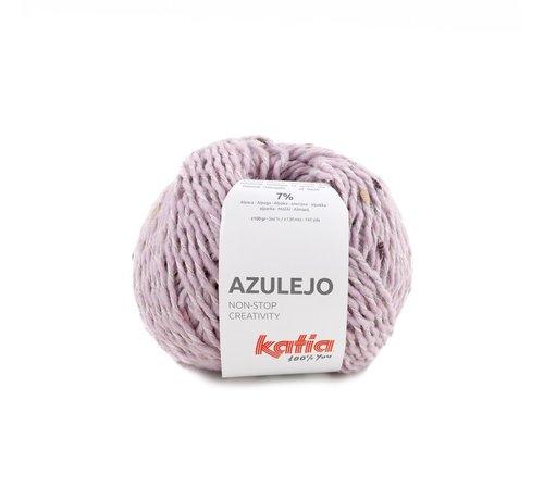 Katia Azulejo nr. 300 Kleur: Roze-Bleekrood-Reebruin