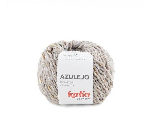 Katia Azulejo nr. 302 Kleur: Steengrijs-Bruin