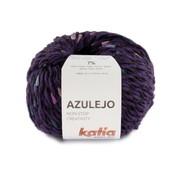Katia Azulejo nr. 401 Kleur: Lila-Bleekrood-Hemelsblauw