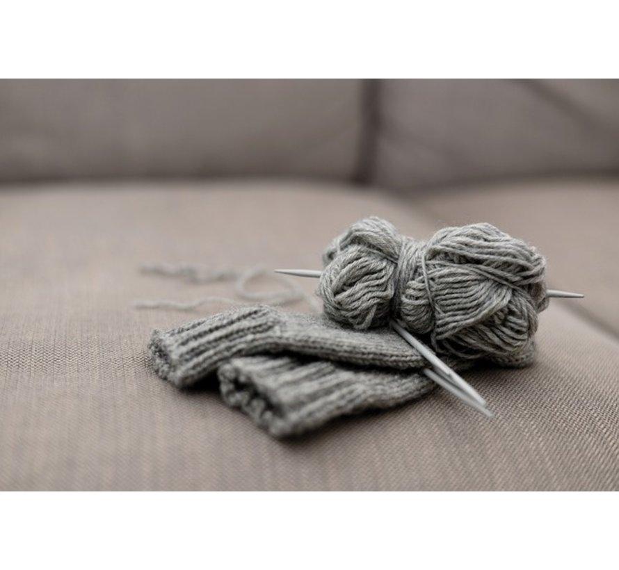 Leren Sokken breien - Basiskennis breien nodig - Workshop