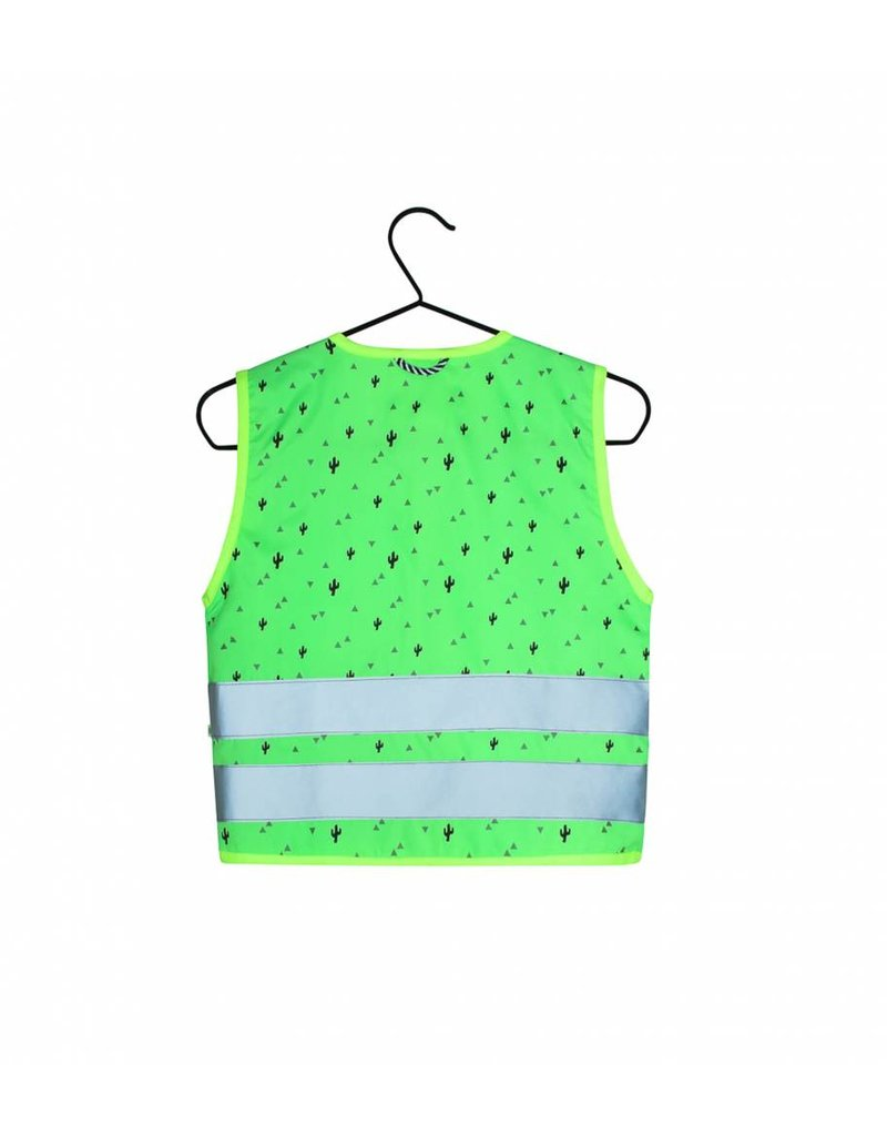 Gofluo Fluo groen cactus