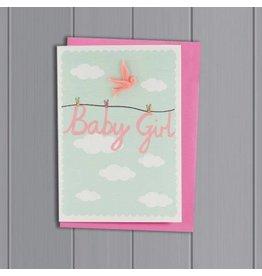 Petra Boase Baby girl vogel