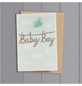 Petra Boase Baby boy vogel