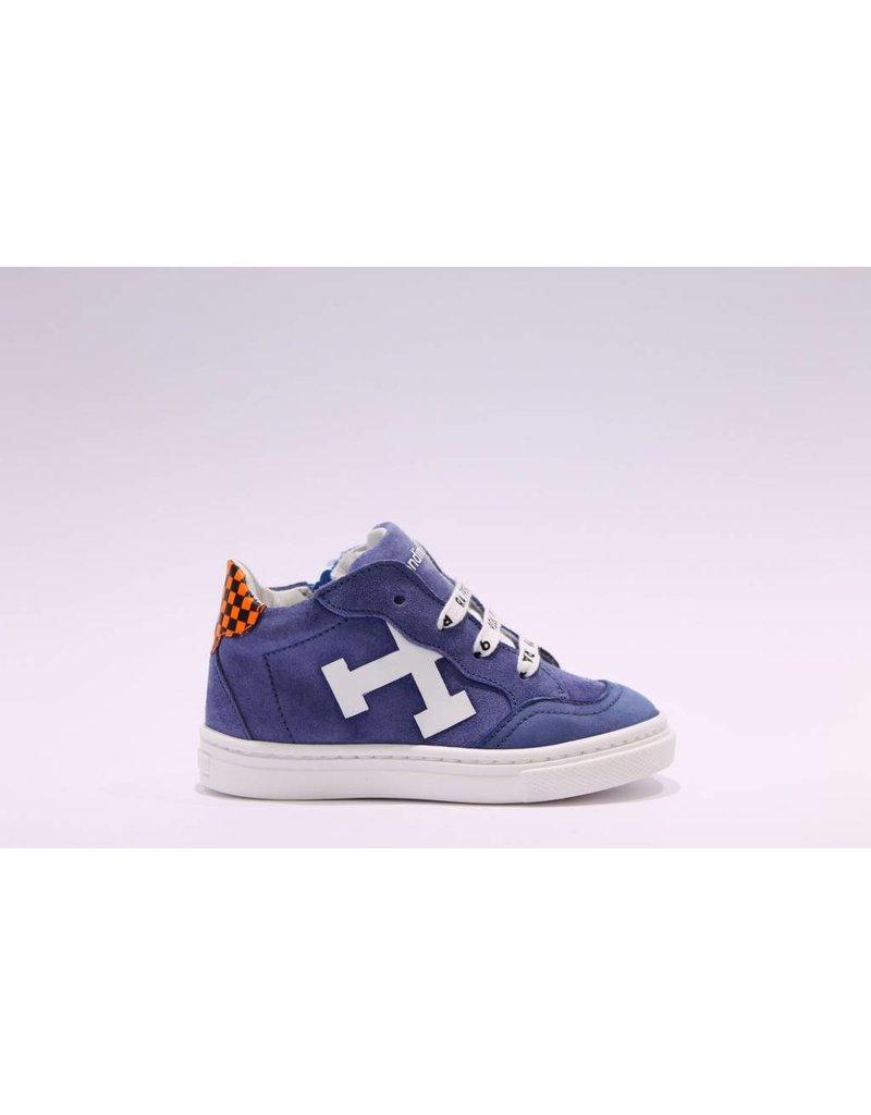 Rondinella sneaker x blauw