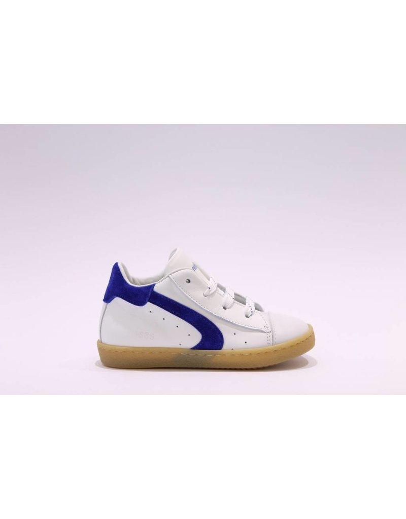Rondinella sneaker 1936 wit/blauw