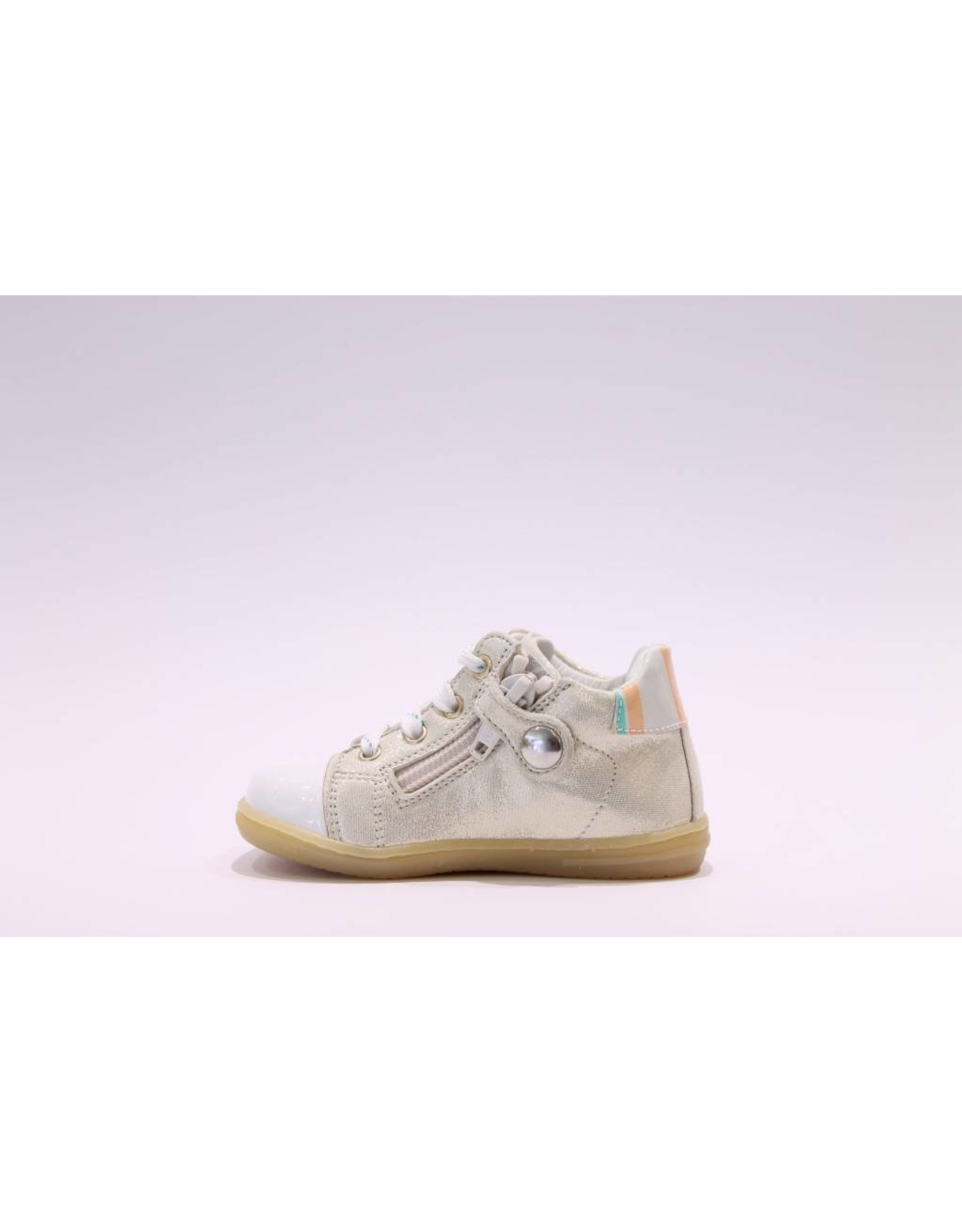 Rondinella sneaker goud ster