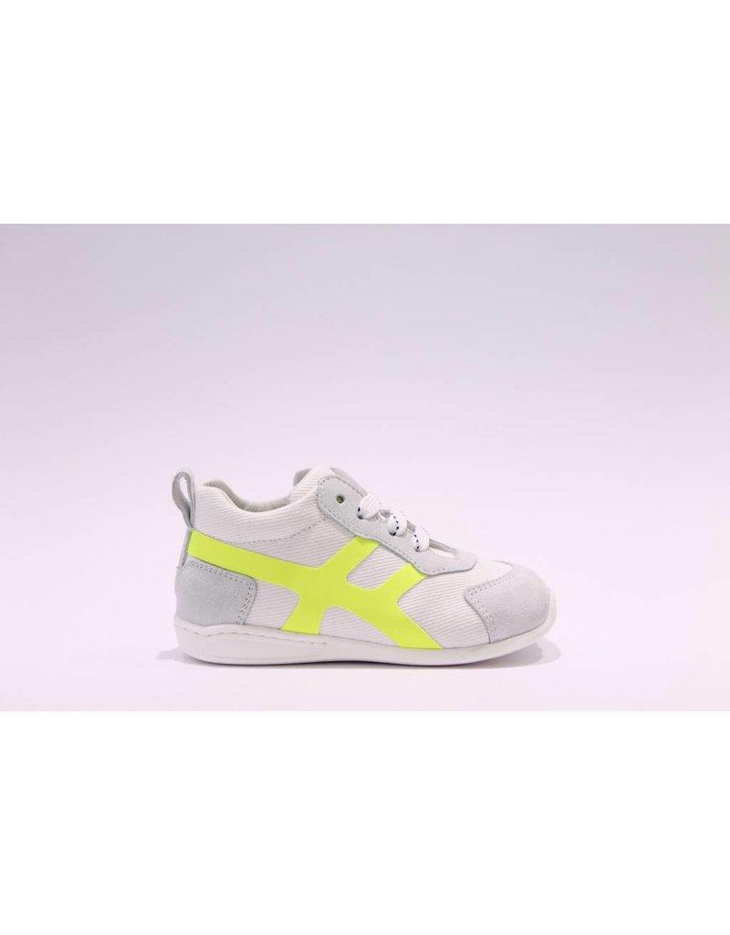 Rondinella runner mini wit/geel