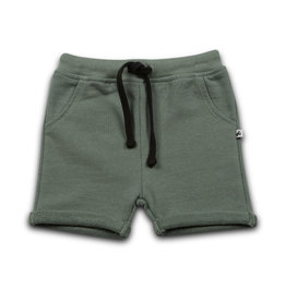 Cos I Said So jogger short agave green