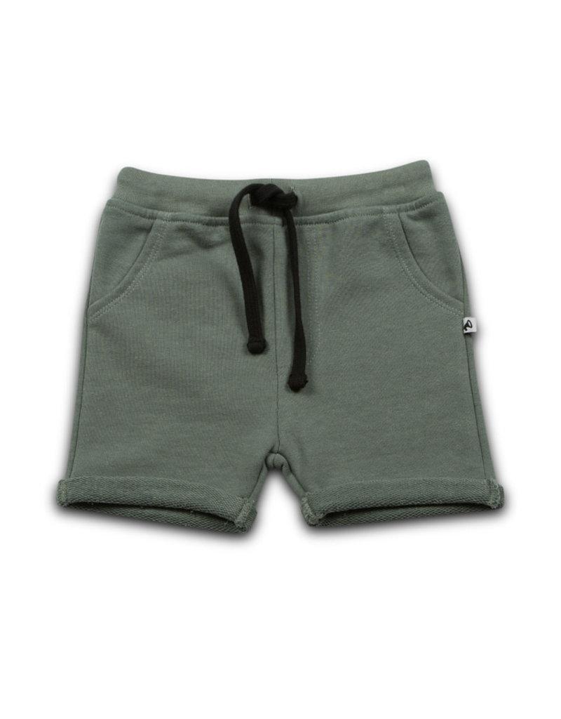 Cos I Said So jogger short agave green