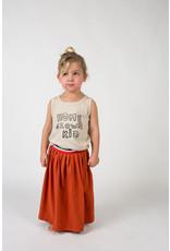 Cos I Said So maxi skirt: potter's clay